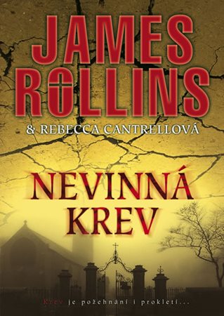 Nevinná krev - James Rollins