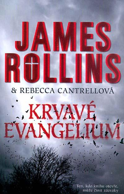 Krvavé evangelium - James Rollins