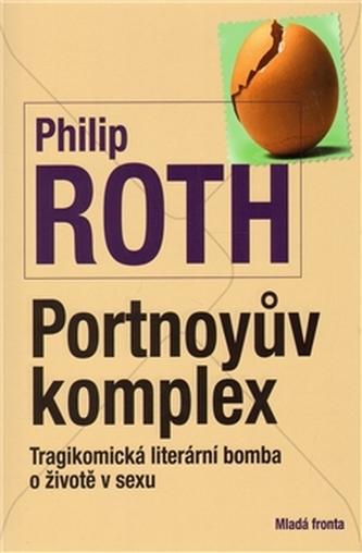 Portnoyův komplex - Tragikomická literární bomba o životě a sexu - Philip Roth