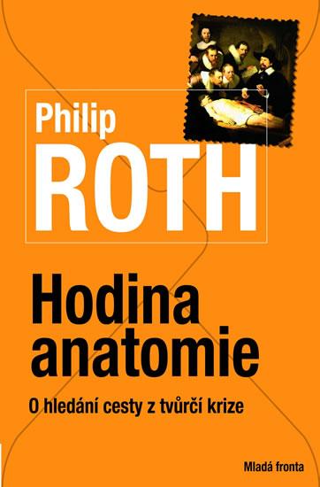 Hodina anatomie - O hledání cesty z tvůrčí krize - Philip Roth