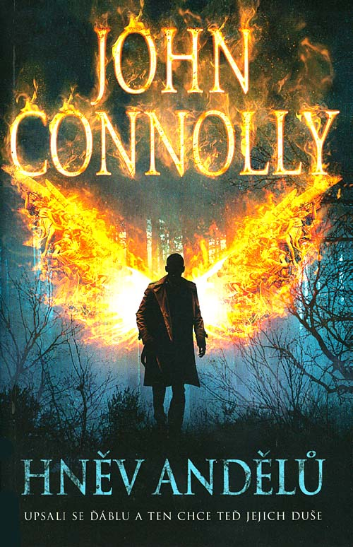 Hněv andělů - John Connolly