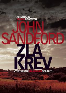 Zlá krev (pevná vazba) - John Sandford