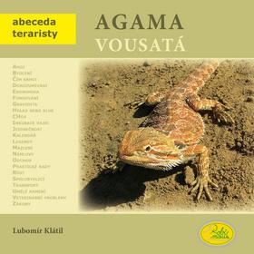 Agama vousatá - Lubomír Klátil