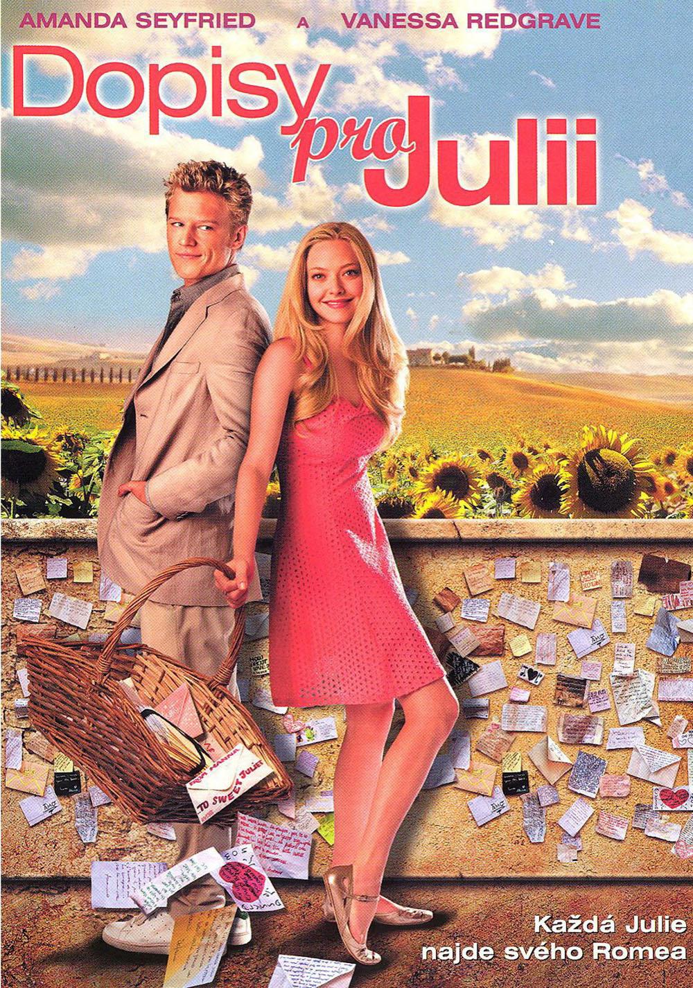 Dopisy pro Julii ( digipack ) - DVD