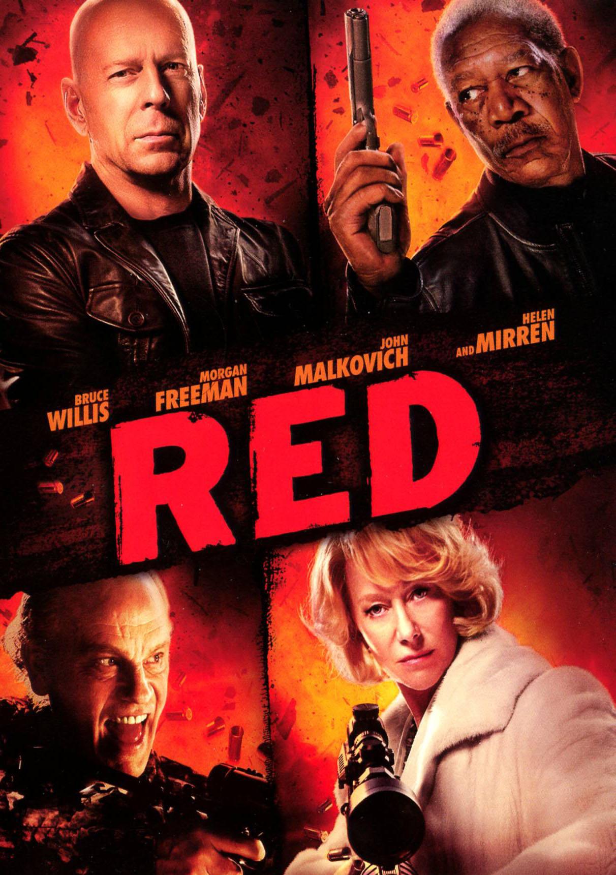 Red - DVD