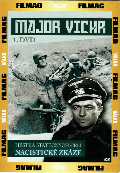 Major Vichr - 1.DVD