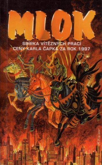 Mlok sbírka vítězných prací - Karel Čapek