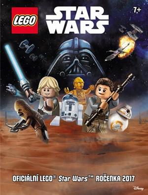 LEGO® Star Wars™: Oficiální ročenka 2017