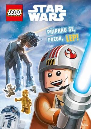 LEGO® Star Wars Připrav se, pozor, lep!