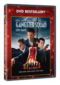 Gangster Squad - Lovci mafie - DVD bestsellery