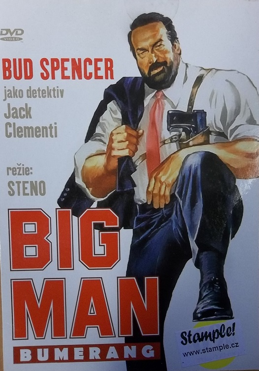 Big Man Bumerang - DVD