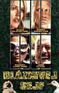 Bláznivej sejf - DVD plast