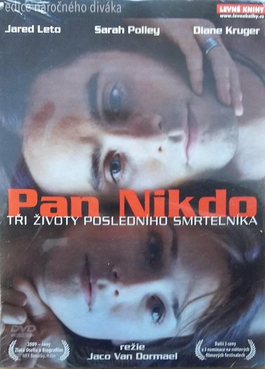 Pan Nikdo - DVD digipack