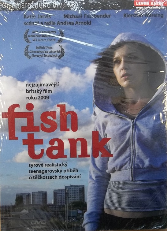 Fish tank - DVD digipack