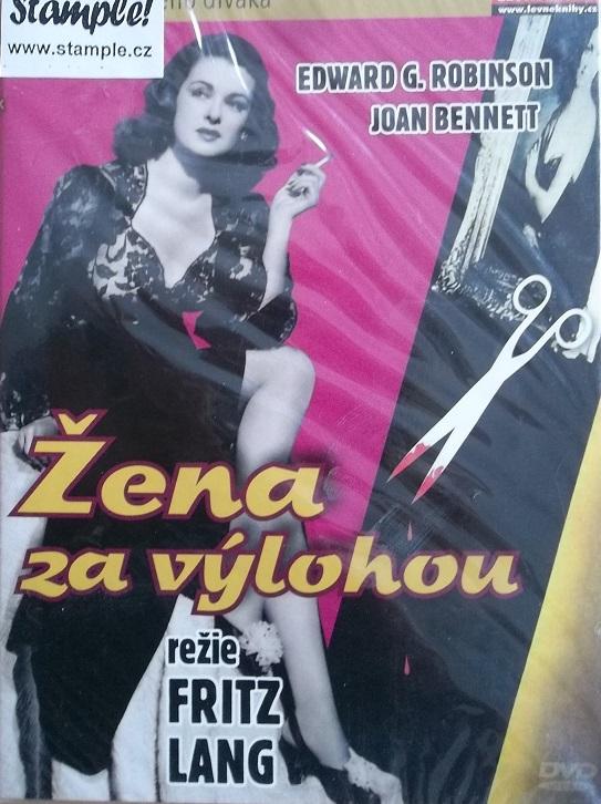 Žena za výlohou ( digipack ) DVD