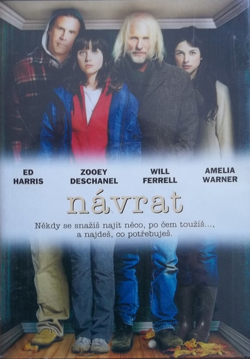 Návrat - DVD