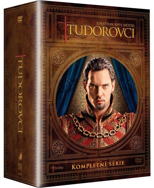 Tudorovci 1-4 DVD