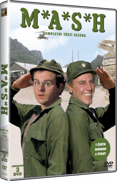 M.A.S.H. (seriál) DVD