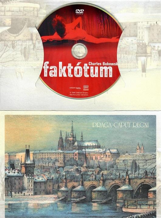 Faktótum ( Dárkový papírový obal ) - DVD