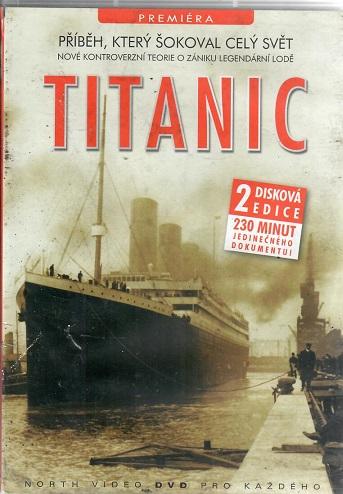 Titanic - 2disková edice ( plast ) DVD