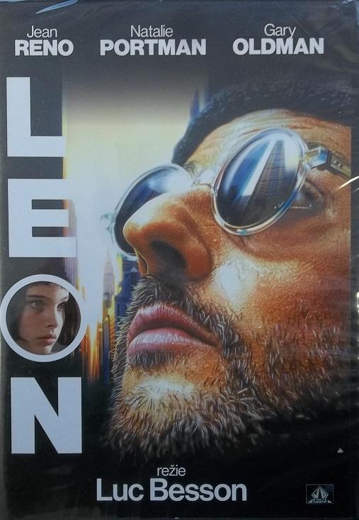 Leon - DVD plast
