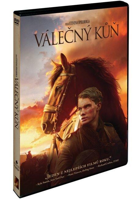 Válečný kůň - DVD plast