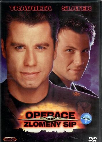 Operace Zlomený šíp ( Plast ) - DVD