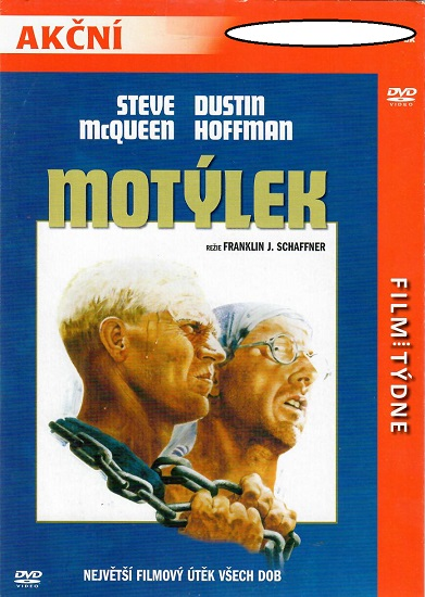 Motýlek ( pošetka ) - DVD