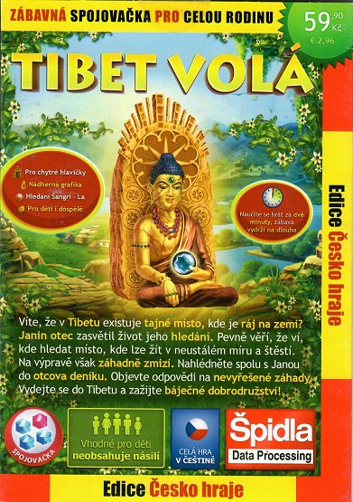 PC hra - Tibet volá