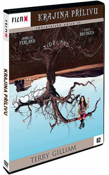 Krajina přílivu - DVD - digipack
