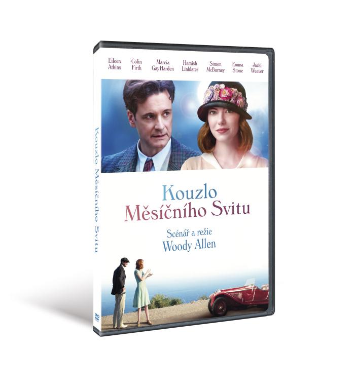 Kouzlo měsíčního svitu ( plast ) - DVD