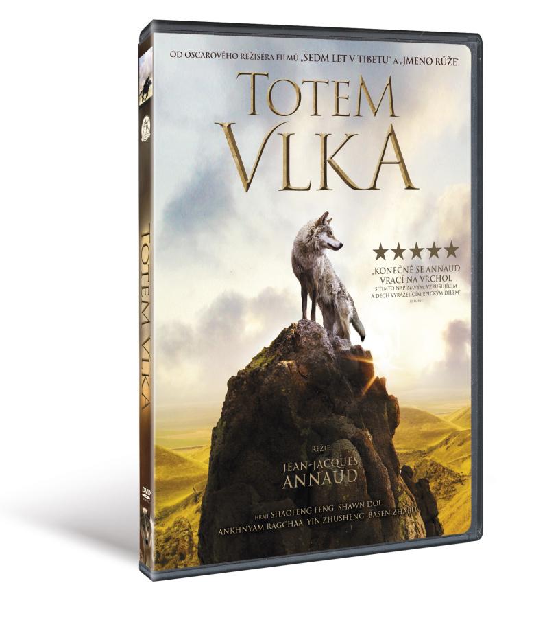 Totem vlka ( plast ) - DVD