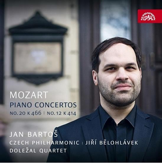 Mozart: Klavírní koncerty - CD
