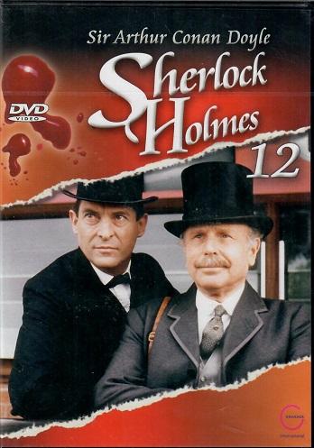 Sherlock Holmes 12 - Šest napoleonů/Stříbrný lysáček  - D