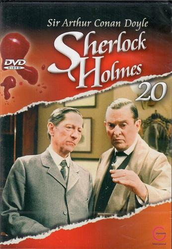Sherlock Holmes 20 - Šplhající muž - DVD