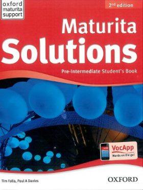 Maturita Solutions pre- intermediate