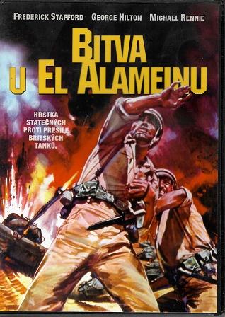 Bitva u El Alameinu ( Plast ) DVD