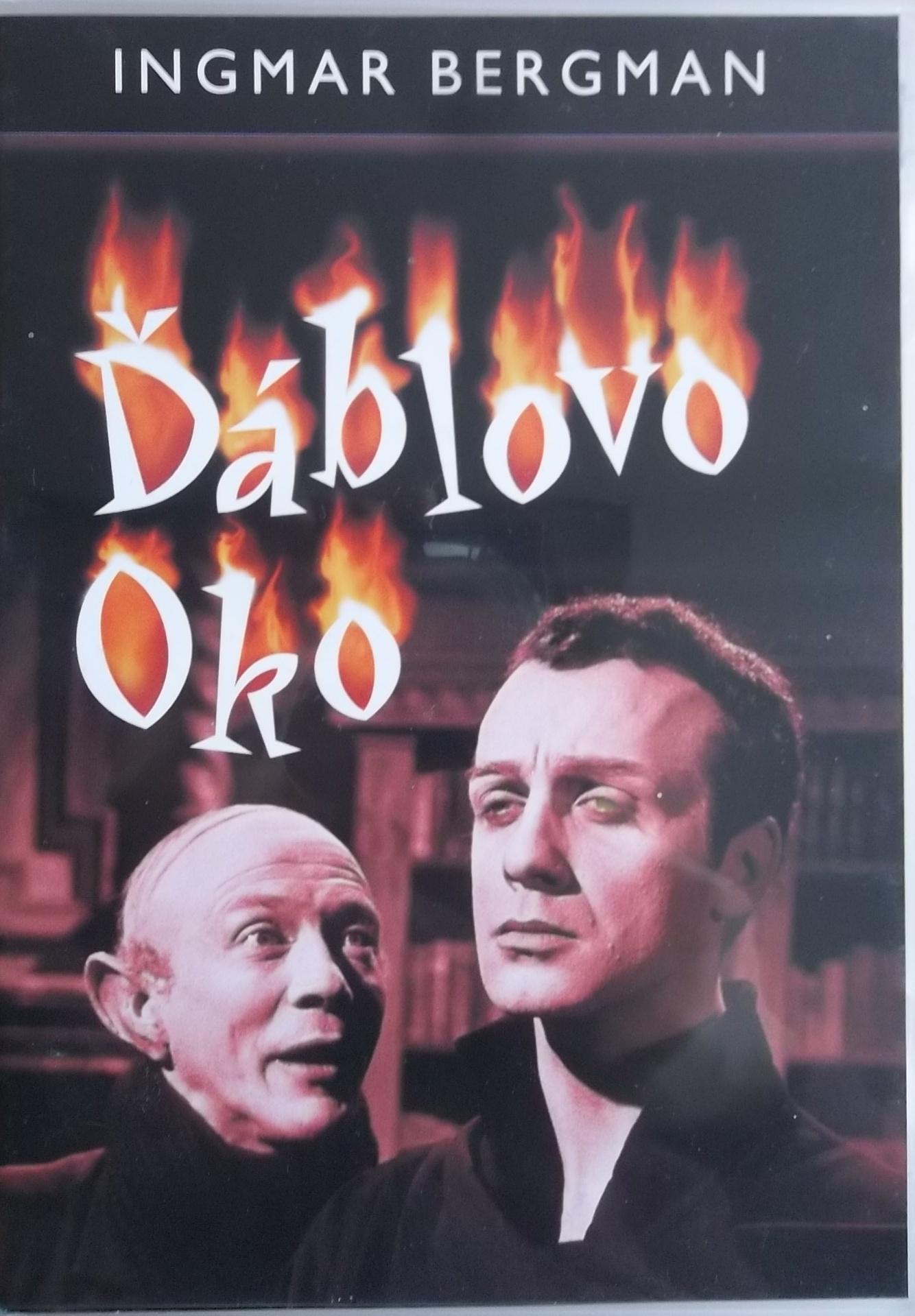 Ďáblovo oko ( originální znění, titulky CZ ) plast DVD