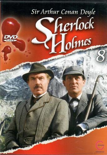 Sherlock Holmes 8 - Spolek Ryšavců/Poslední případ