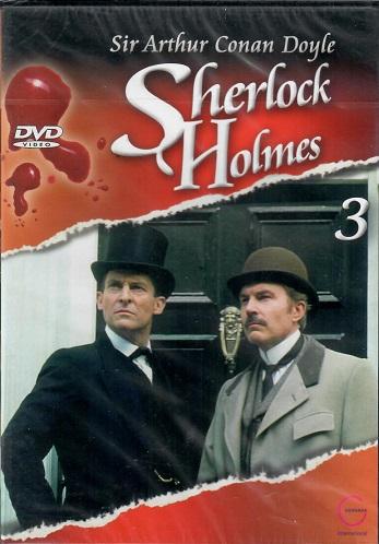 Sherlock Holmes 3 - Podpis čtyř - DVD