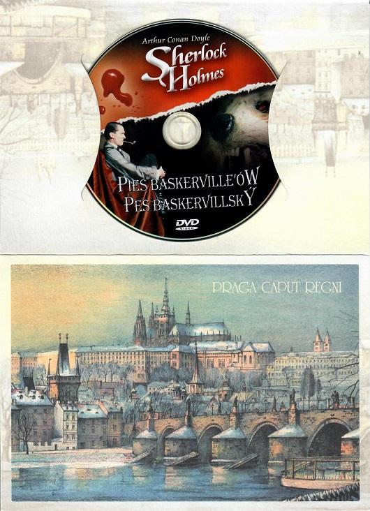 Sherlock Holmes - Pes Baskervilský -DVD - dárková obálka