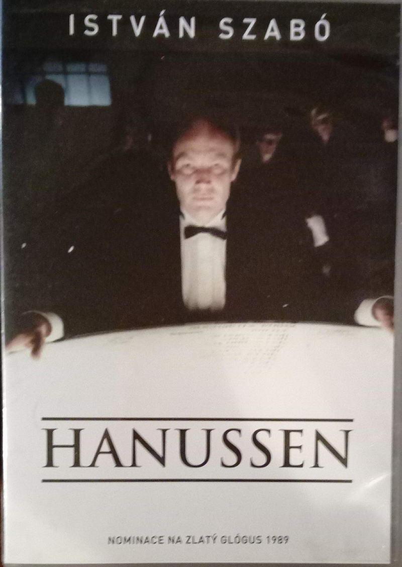Hanussen ( originální znění, CZ titulky ) plast DVD