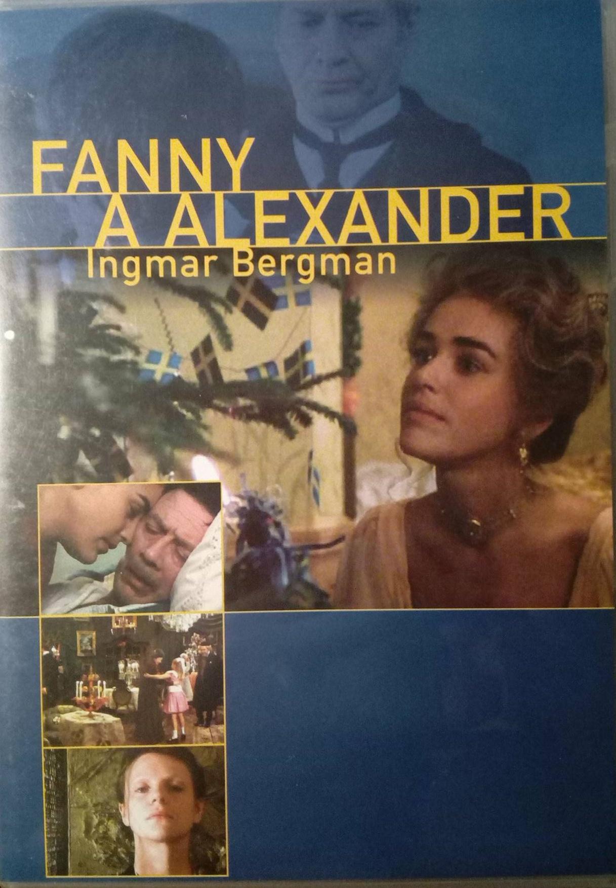 Fanny a Alexander - DVD
