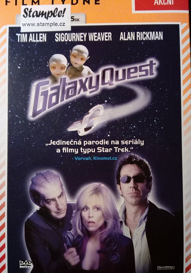 Galaxy Quest ( pošetka ) - DVD