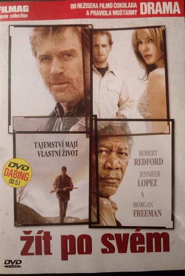 Žít po svém ( plast ) - DVD