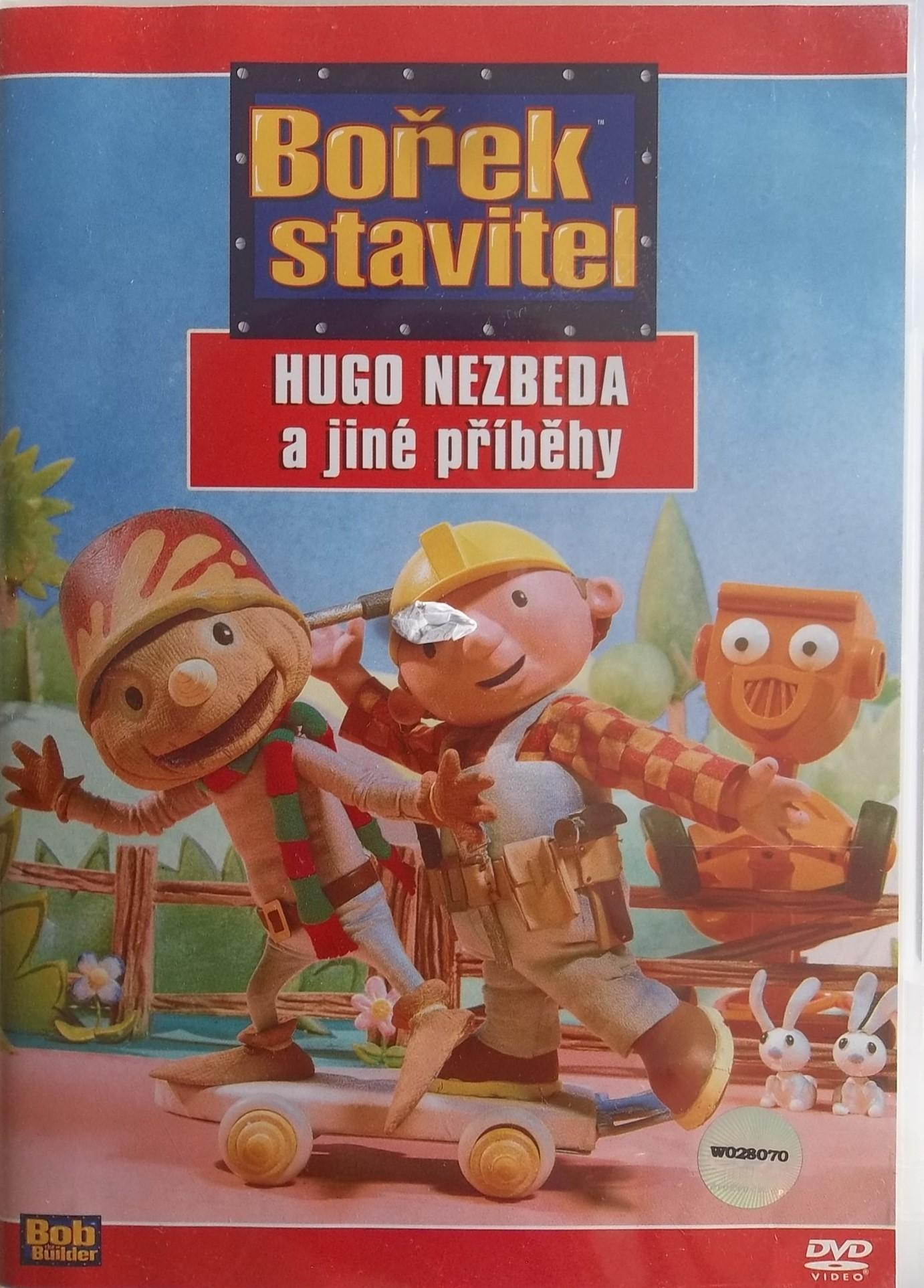 Bořek stavitel - Hugo Nezbeda a jiné příběhy ( plast ) - DVD
