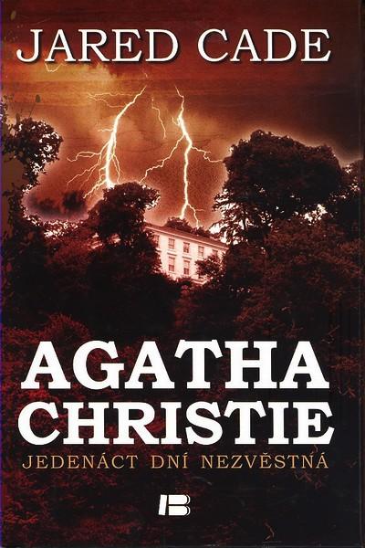 Jedenáct dní nezvěstná-Agatha Christie /bazarové zboží/