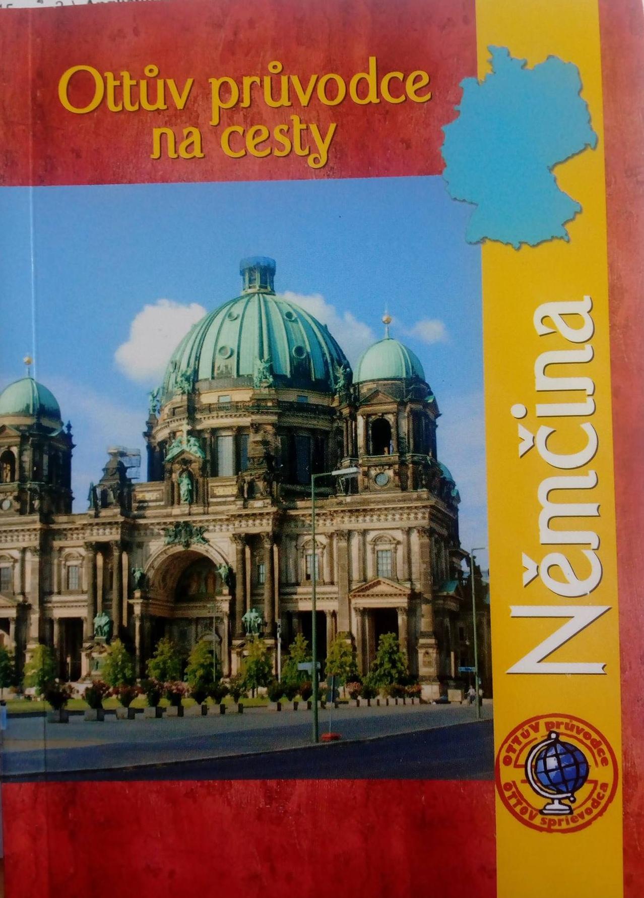 Ottův průvodce na cesty Němčina