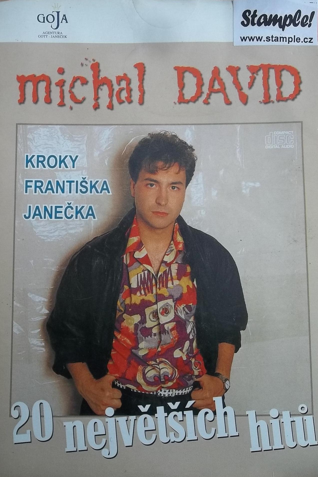Michal David - kroky Franitška Janečka