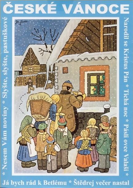 České vánoce - CD